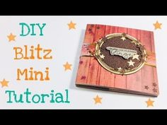 Blitz Mini Album [tutorial | deutsch] - YouTube