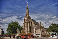 Bury, Lancashire.  Parish Church