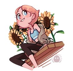 Pearl Steven Universe, Greg Universe, Steven Universe Movie, Universe Art, Arte Do Kawaii, Overlays, Fanart, Cute Art, Character Design