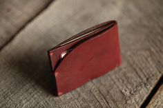 Image of The Sophisticate - Card Case Wallet - Horween