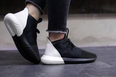 adidas tubular defiant zwart wit