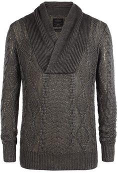 AllSaints Sweaters and knitwear for Men Jumper, Men Sweater, Guy Style, Funnel Neck, All Saints, Knitwear, Man Shop, Mens Fashion, Guys