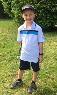 6-year-old to play epic golf game to raise money in honor of friend who died