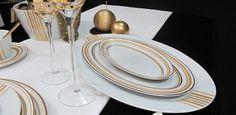 Golden Stripes   Porcel - Soluções em Porcelana