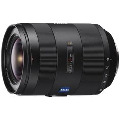 Sony 16-35mm f/2.8 ZA SSM II Vario-Sonnar T* Lens (B&H # SO1635282  •MFR # SAL1635Z2)  Product Highlights  -Sony A-Mount, 35mm Full-Frame -24-52.5mm APS-C Focal Length -Aperture Range: f/2.8 to 22 -Carl Zeiss T* (T-Star) Coatings -Extra-Low Dispersion Element -Super Extra-Low Dispersion Element -Super Sonic Wave Autofocus Motor -Internal Focus, Focus Hold Button -Dust and Moisture-Resistant Design -Circular 9-Blade Diaphragm You Pay:  $2,248.00