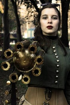 SteamPunk Chile agosto 2013 | Ada Jofré | Flickr