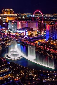 City of Las Vegas em Nevada Las Vegas City, Las Vegas Hotels, Las Vegas Strip, Las Vegas Nevada, San Diego, San Francisco, Vegas Lights, City Lights, Night Lights