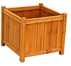 Ana White | Cedar Planter Boxes - DIY Projects