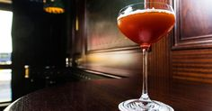 The chile-spiced cherry-and-rye cocktail, Satan's Circus, from Leo Robitschek of The NoMad Bar -- Tasting Table