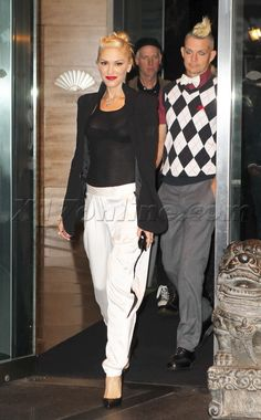 Gwen Stefani. How can u not love her style