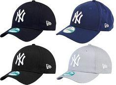 e0c2f4872ca New Era 9FORTY New York Yankees Adjustable Baseball Cap - Black