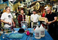 First Look: Mythbusters Tests Breaking Bad's Chemistry