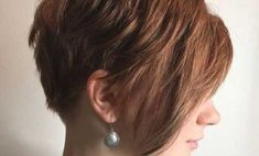 Pixie haircuts always appear to be in style, and there are many cute pixie styles to look over. Here are the best 20 pics of cute pixie haircuts! Short Natural Curly Hair, Short Curly Hairstyles For Women, Short Pixie Haircuts, Cute Hairstyles For Short Hair, Short Hair Cuts For Women, Hairstyles Haircuts, Curly Hair Styles, Layered Hairstyles, Thick Hair