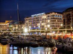 Grand Hotel Kempinski Geneva......in 25 days!!