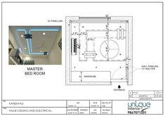 interior designer in mumbai on Behance House Ceiling Design, Ceiling Design Living Room, Bedroom False Ceiling Design, Living Room Designs, Pop Design, Layout Design, Best False Ceiling Designs, Wall Cladding Interior, Ceiling Plan