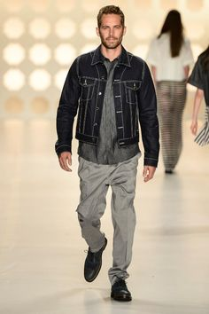 SPFW 2013 Paul Walker for Colcci