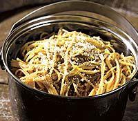 Quick-Prep Pasta Recipes | Backpacker Magazine