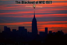 Blackout NYC 1977: Biggest Looting and Chaos | via @learninghistory