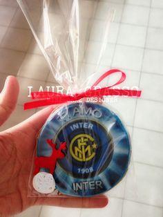Biscotto personalizzato Inter