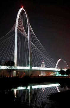 Santiago Calatrava Bridges in Reggio Emilia, Italy