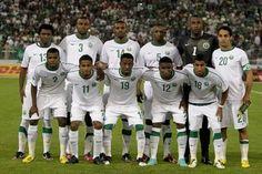 The Saudi Arabian football team my life