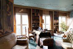 Moon to Moon: The home of.. Gisele d'Ailly van Waterschoot van der Gracht