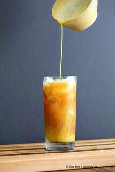 Cardamom Cinnamon Turmeric Iced Tea