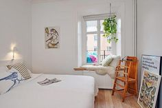 Ideas para dormitorios pequeños, ¡toma nota!