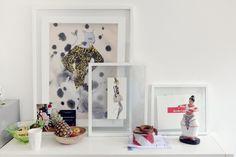 Freunde von Freunden — Margot Bowman — Artist, Designer, DJ, Apartment & Studio, Hoxton, London — http://www.freundevonfreunden.com/interviews/margot-bowman/