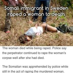 WELL, WELL…Swedish feminazis who welcomed the Muslim invaders into their towns are now fleeing out of fear of them – BARE NAKED ISLAM