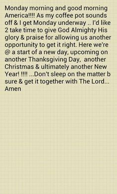November 18th 2013