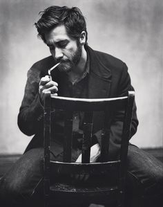 Jakes Gyllenhaal. Photographed by none other than Mark Seliger for Details magazine Sept 2012