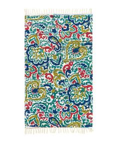 Another great find on #zulily! Paisleylicious Aria Rug by Loloi Rugs #zulilyfinds