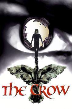The Crow | The-Crow-movie-poster