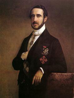 Mariano Roca de Togores, Primer Marqués de Molins (1849, Colección particular)