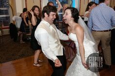 Stephen Charles Photography: Chris & Grace at The Bond Ballroom with Atmosphere Productions