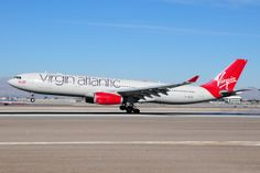 Virgin Atlantic A330-300