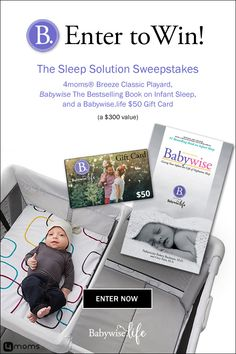 Baby sweepstakes and giveaways 2018