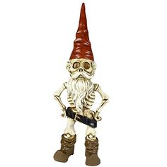 Skel -A- Gnome Skeleton Man Garden Statue Sculpture - Exc... https://smile.amazon.com/dp/B00F566RKG/ref=cm_sw_r_pi_dp_x_6bOcybQM7AAJ5