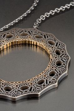 Equisetum Pendant (Commission) - detail 2 | Flickr - Photo Sharing!