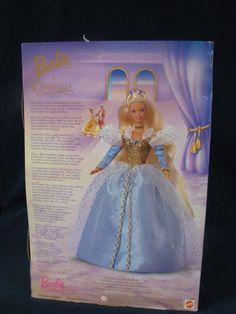 Mattel 1996 Barbie as Cinderella doll | eBay