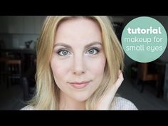How to Make Your Eyes Look Bigger | Makeup for Small & Hooded Eyes - YouTube