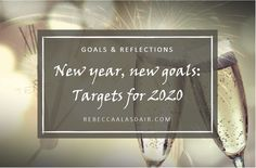 New year, new goals: Targets for 2020 – Rebecca Alasdair