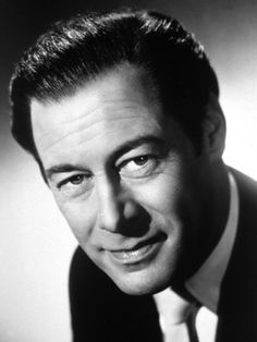 Rex Harrison-Rumor has it he had an affair w/Carole Landis but refused to marry her. She committed suicide after she became pregnant.
