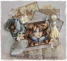 Crafteezee: Winner and Hannah Lynn Cards