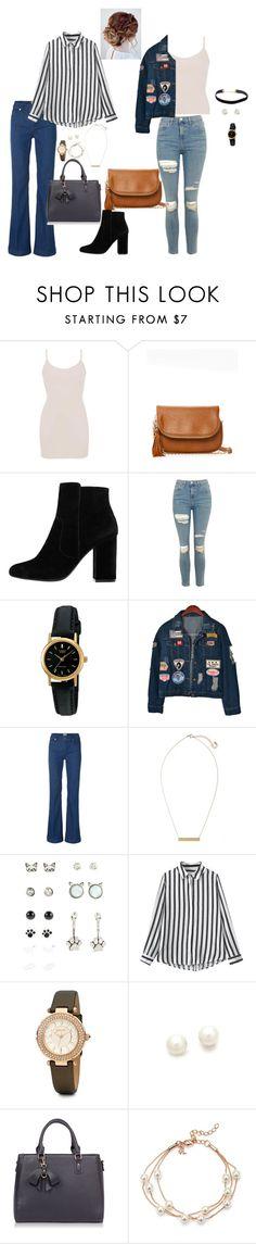 """Should stay or should go??? hahahah"" by liajuphoenix on Polyvore featuring moda, BKE core, Moda Luxe, MANGO, Topshop, Casio, Chicnova Fashion, BP. e Kenneth Jay Lane"