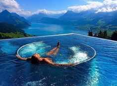 Hotel Villa Honegg - Lake Lucerne, #Switzerland #Tag your friends  Photo by