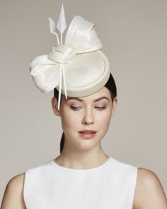 Juliette Botterill Millinery - bow and arrow