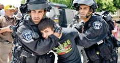 2 children among 4 Palestinians kidnapped by Israeli troops - The Palestinian Information Center