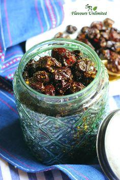 The Chronicles of Indian Berry (Ber   Koli   Kuler) and Indian Berry Picke (Koli Achara  Kuler Achar  Ber Ka Achar)